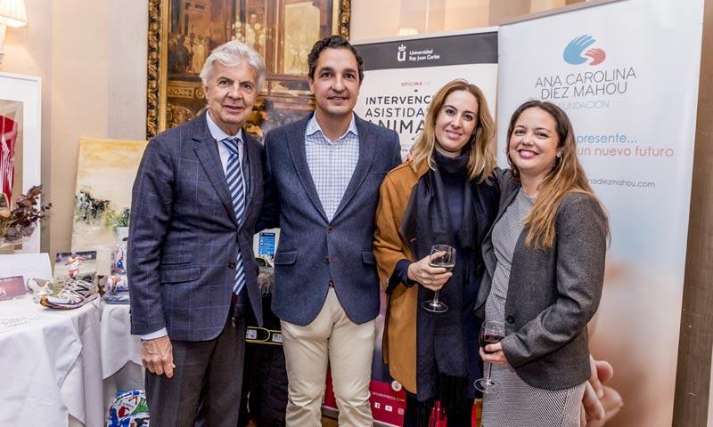 La fundación Ana Carolina Díez Mahou organiza una cena solidaria