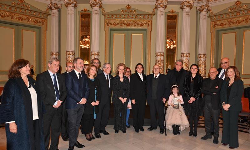 Barcelona se viste de gala para homenajear a Montserrat Caballé