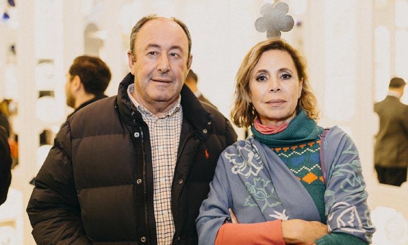 La fiesta 'Olé You' llena de volantes y lunares la capital madrileña