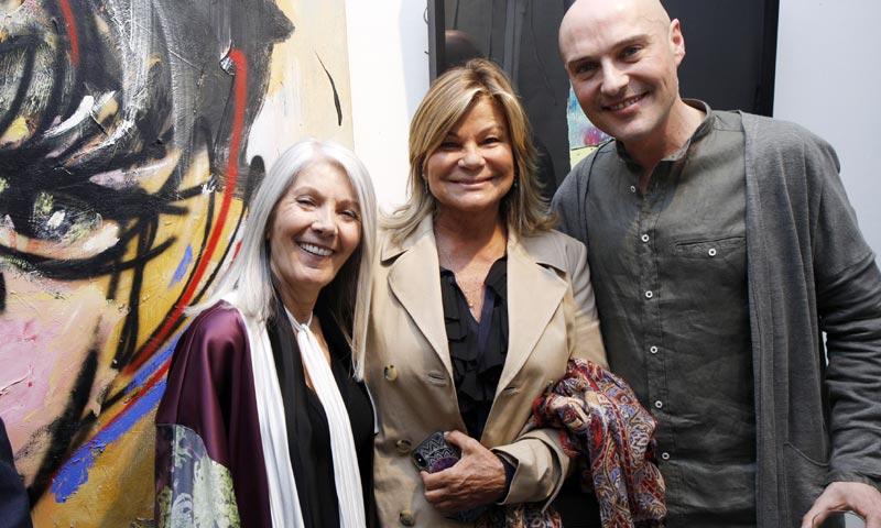 La sociedad madrileña asiste a la presentación de 'Origami, arte y moda'