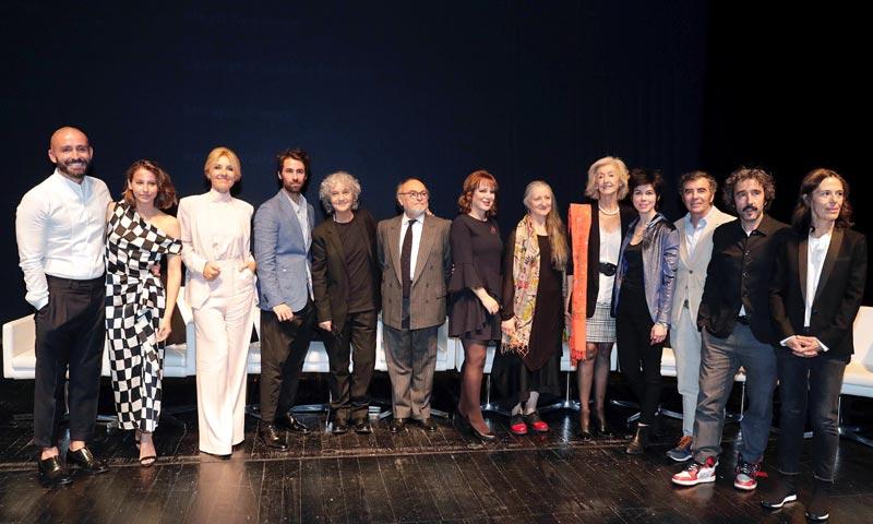 La Comunidad de Madrid concede sus Premios de Cultura