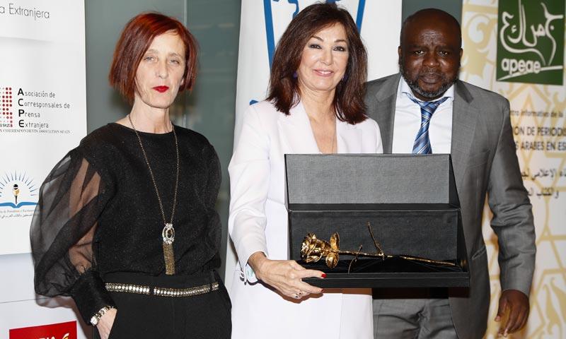 El Club Internacional de Prensa otorga sus Premios Internacionales de Periodismo
