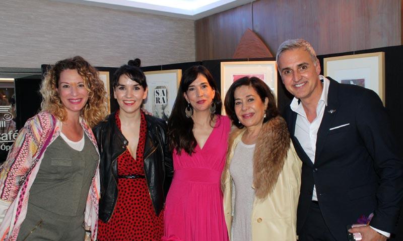 El hotel Ópera rinde homenaje a Sara Montiel