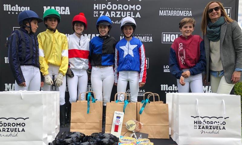 Intheos amadrina la prueba más solidaria del Campeonato Ponyturf del Hipódromo de la Zarzuela
