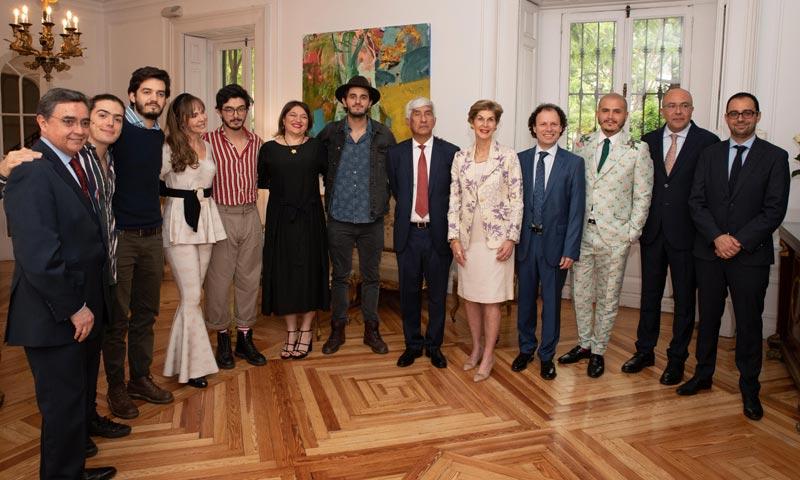 El grupo de música 'Morat', entre los 'colombianos más destacados' en nuestro país