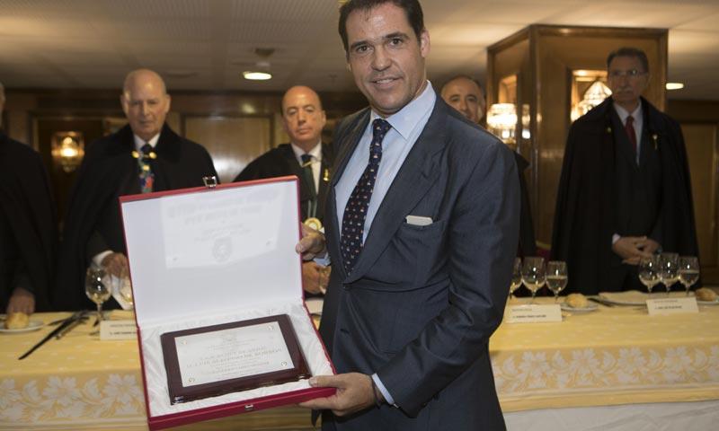 Luis Alfonso de Borbón, nombrado Caballero de la Orden de la Amistad