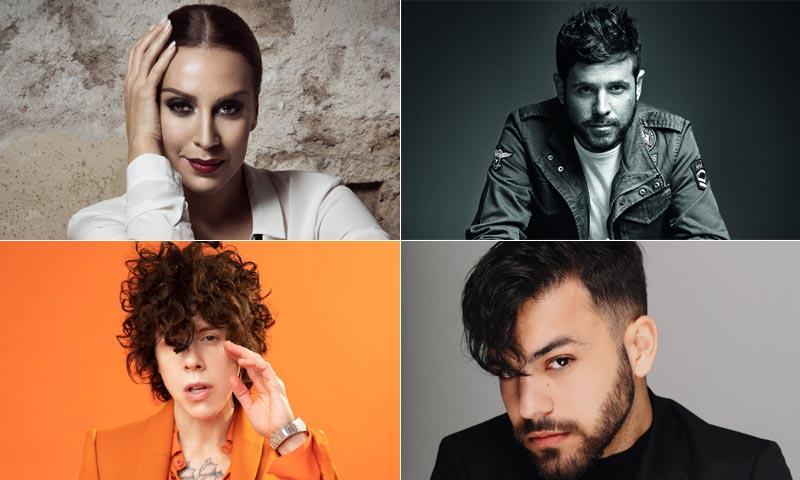 Pablo López, LP y Prince Roy: el cartel de lujo de 'Isla Bonita Love Festival'