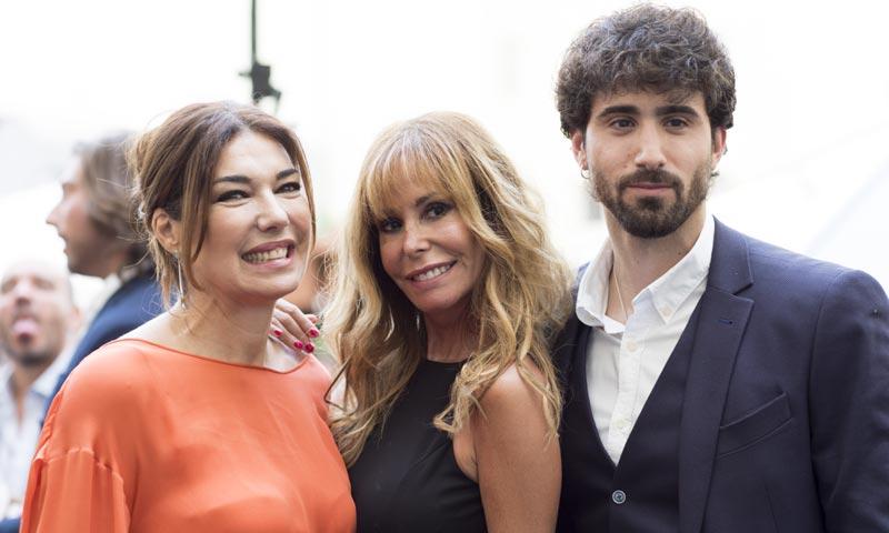 Isabel Gemio y Lara Dibildos, entre los invitados a una fiesta 'muy flamenca'
