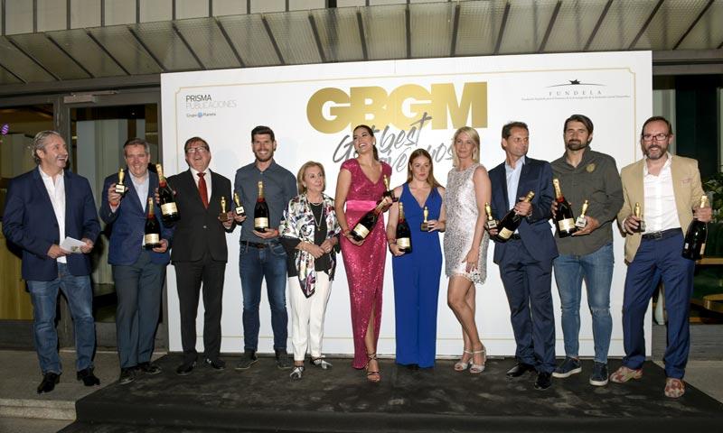 La cuarta gala 'Get best. Give most' congrega a numerosas personalidades del deporte y la televisión