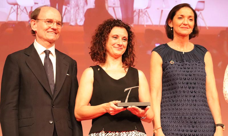 Elena García Armada, elegida 'ingeniera del año' en España