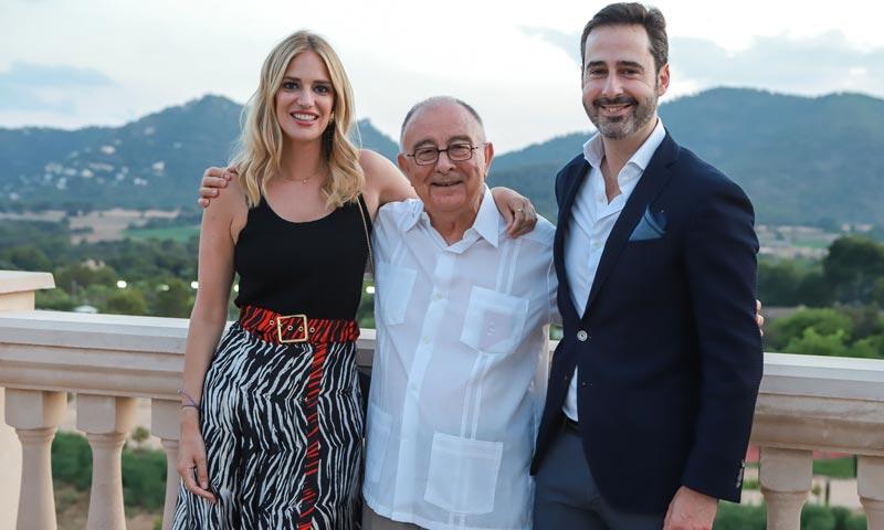 Teresa Baca y Enrique Solís, entre los invitados a la cena de gala de 'Projecte Home Balears'
