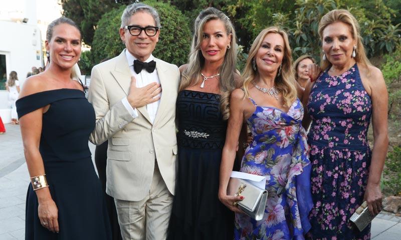 Ana Obregón y Boris Izaguirre, maestros de excepción de la gala de la AECC en Marbella