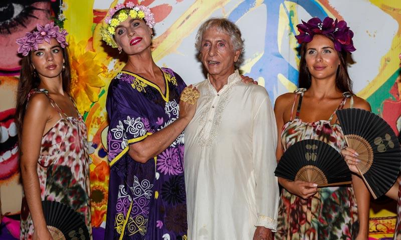 Ana Duato, Mar Saura, Antonia dell'Atte... no se pierden la exclusiva fiesta 'Flower Power' de Ibiza