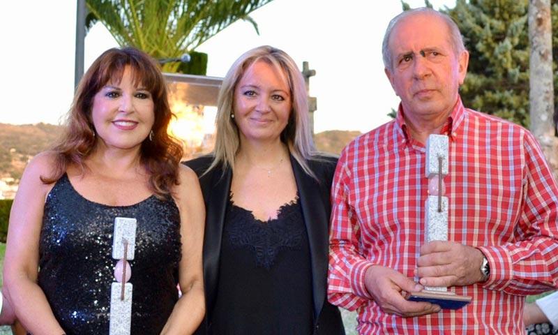 Loles León, galardonada con el premio 'Diálogo entre culturas'