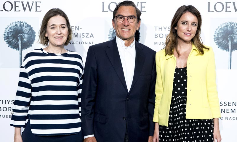 La cita cultural que ha reunido a Andrea Levy, Leticia Dolera y Paco León