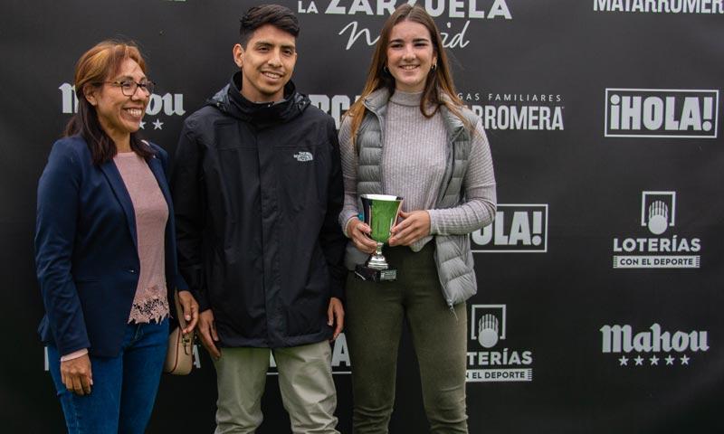 ¡HOLA! inaugura la temporada de otoño del Hipódromo de la Zarzuela con el premio 'Who's He'