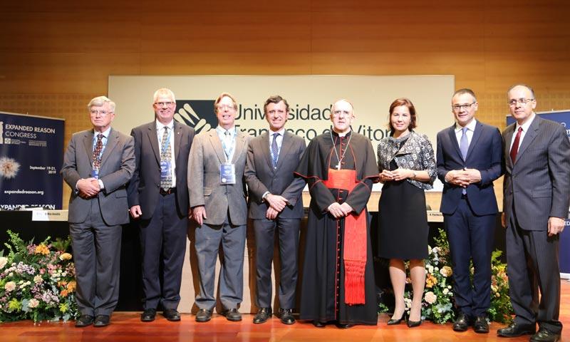La Universidad Francisco de Vitoria celebra la tercera edición de los Premios Razón Abierta