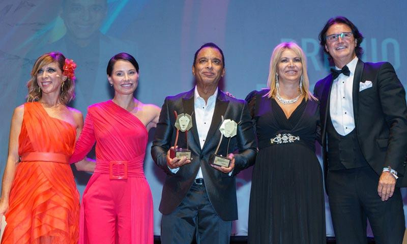 Soraya, Jon Secada, Tamara... no se pierden la gala de los Premios Latino en Estepona