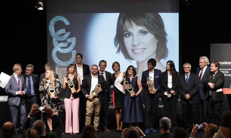 La Academia de la Televisión celebra la 5ª edición de los Premios Concha García Campoy