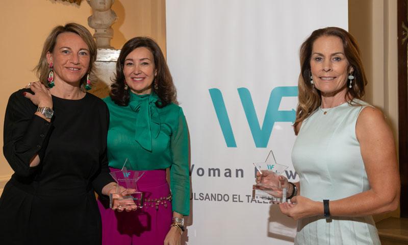 La fundación Woman Forward entrega sus premios a la diversidad de género