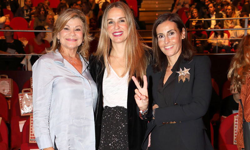 Carla Pereyra, Alice Campello, Samantha Vallejo-Nágera... no se pierden 'The petite Fashion Week'