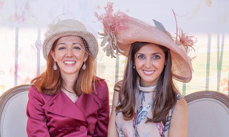 Originales tocados y mucho glamour en 'Hats&Horses Mallorca'