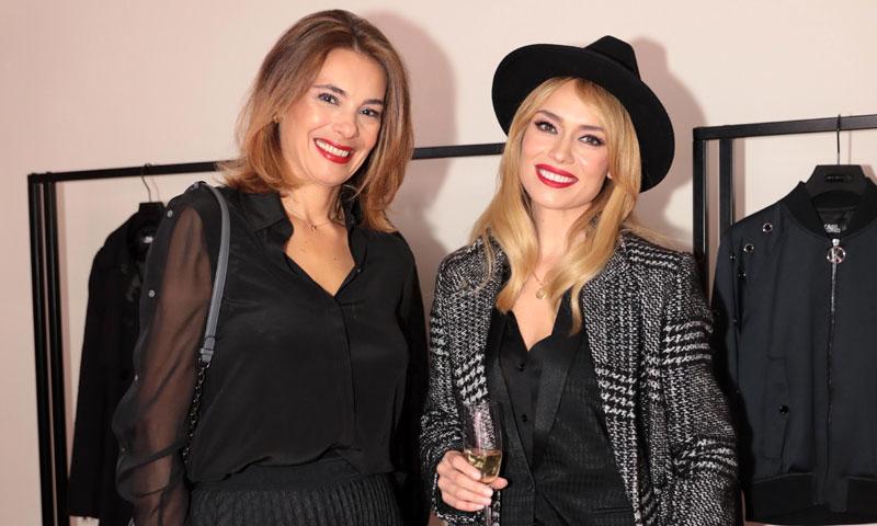 Patricia Conde, Juan Duyos y Ana Fernández recuerdan al 'Kaiser de la moda' en una fiesta
