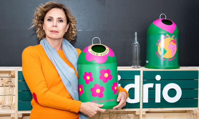 Ágatha Ruiz de la Prada, premiada por su compromiso con el medio ambiente