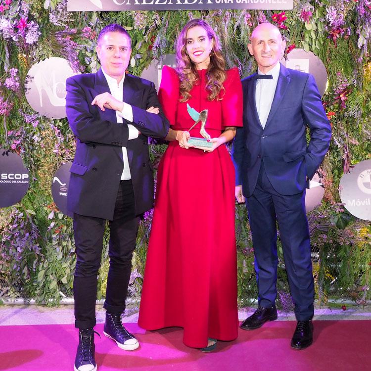 Ona Carbonell, elegida la mujer 'mejor calzada' de nuestro país