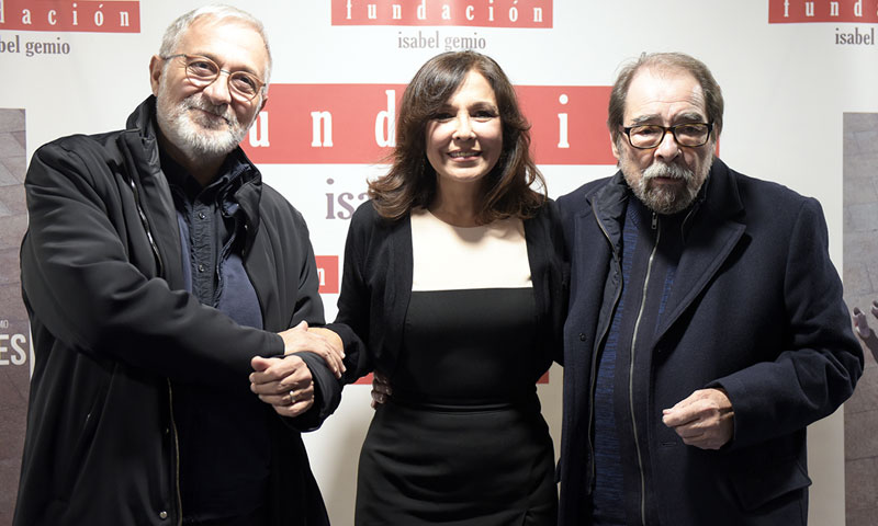 Isabel Gemio presenta el documental 'Jóvenes invisibles' en Barcelona