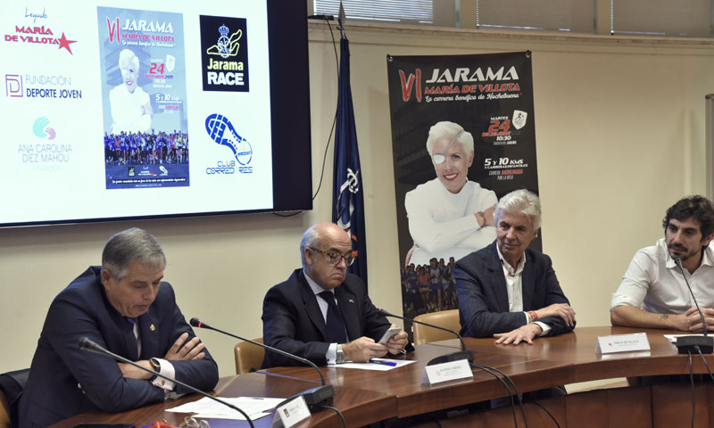 Vuelve la Jarama-María de Villota, la carrera más especial de la temporada navideña