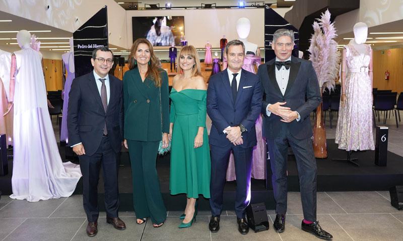 Boris Izaguirre y Fiona Ferrer apoyan la lucha contra el Alzheimer