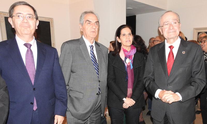 Málaga rinde homenaje al artista Félix Revello de Toro con una exposición muy especial