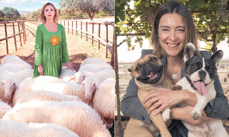 Ágatha Ruiz de la Prada y Sandra Barneda, unidas contra el abandono de animales