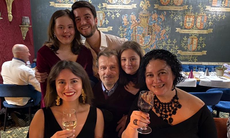 La emotiva fiesta de Maritza de Lourdes Godoy por su 50º cumpleaños
