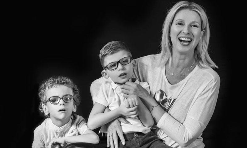 Anne Igartiburu y Boris Izaguirre se vuelcan con los niños que sufren lesión cerebral