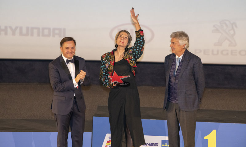 Cristina Inés Gill gana el 'Trofeo María de Villota a la superación'