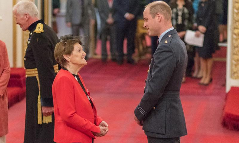 La fundadora de 'The British School of Barcelona' recibe la Orden del Imperio británico