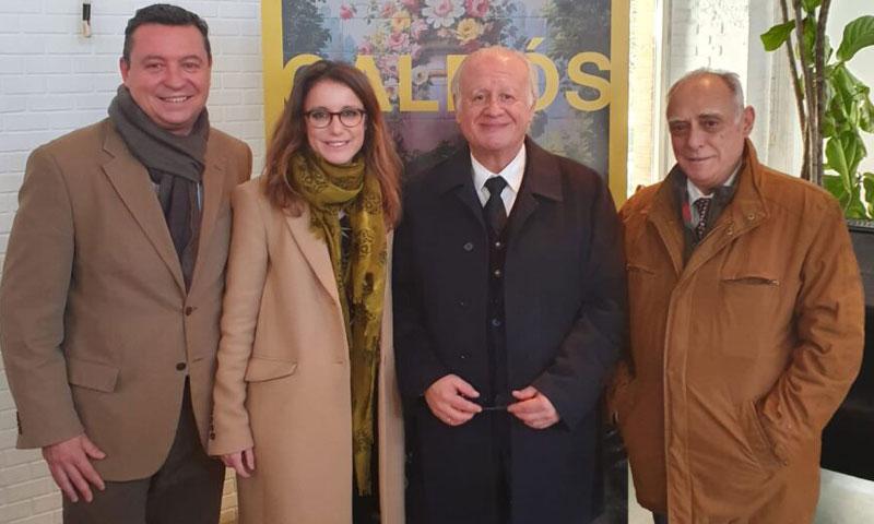 Juan Echanove se suma al homenaje 'Galdós es Madrid'