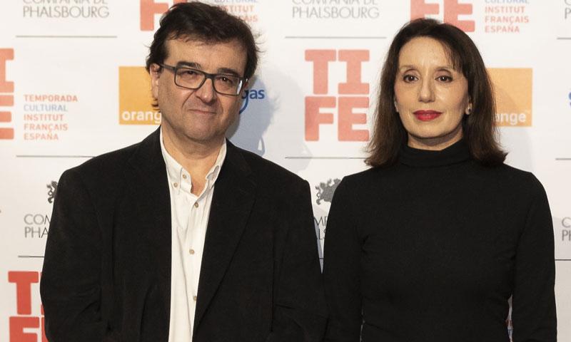 Luz Casal y Javier Cercas, padrinos de excepción del Instituto Francés