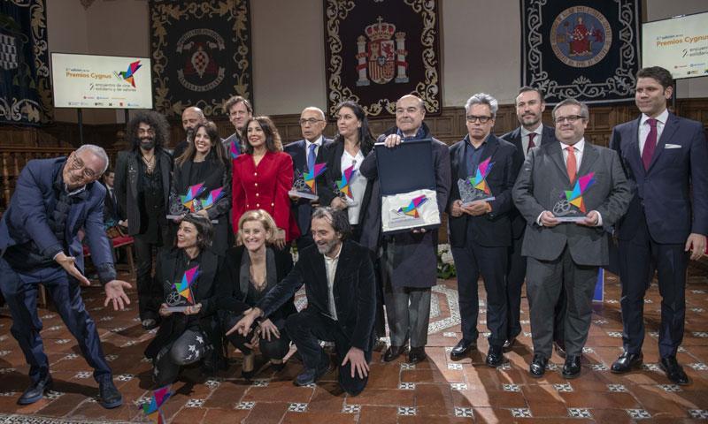 Belén Cuesta y Antonio Resines, entre los ganadores de los Premios Cygnus