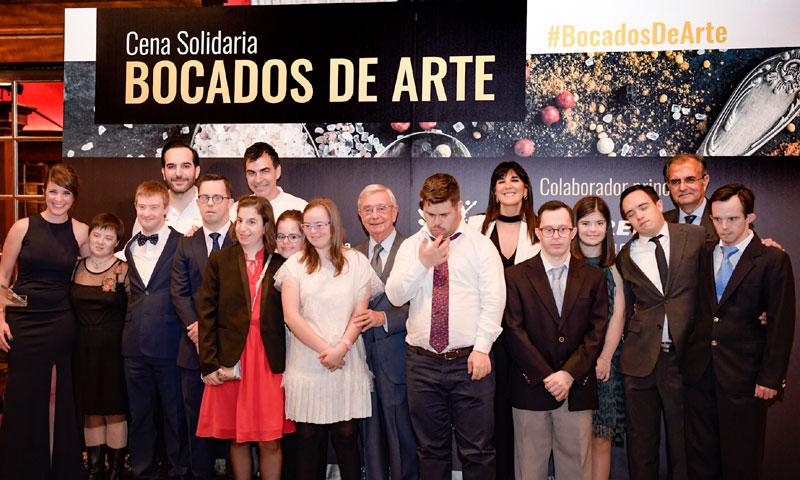 'Bocados de arte': gastronomía y arte por una buena causa