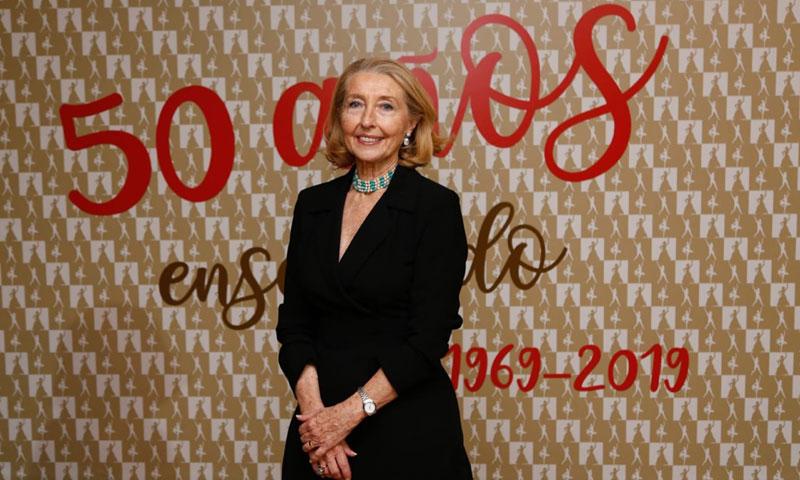 Mari Cruz Alcalá celebra el 50º aniversario de su centro de danza