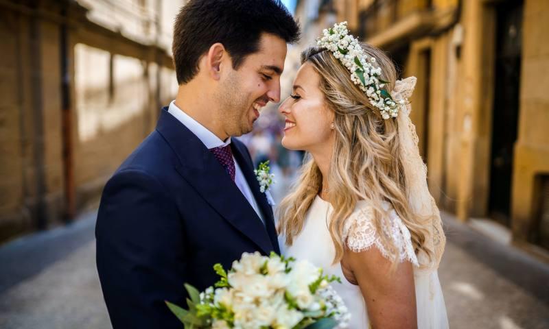 Nerea y Marco: una emotiva boda entre viñedos históricos