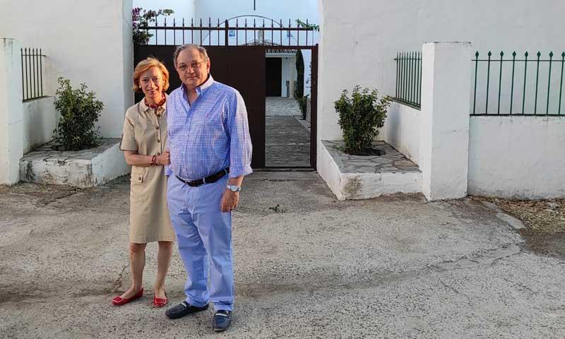 Los embajadores de Portugal en la República Checa viajan a Andalucía en visita privada