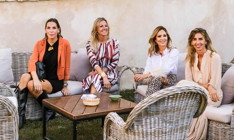 Carla Rebuelta celebra su cumpleaños, rodeada de amigos, en Jerez