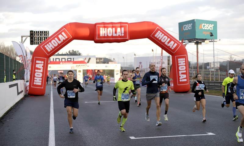 La Jarama María de Villota cumple su VII edición con la participación de más de un millar de corredores