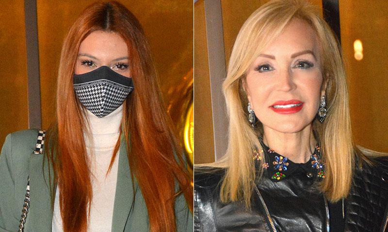Alejandra Rubio, Carmen Lomana y Alejandra Onieva celebran el Día de la Mujer