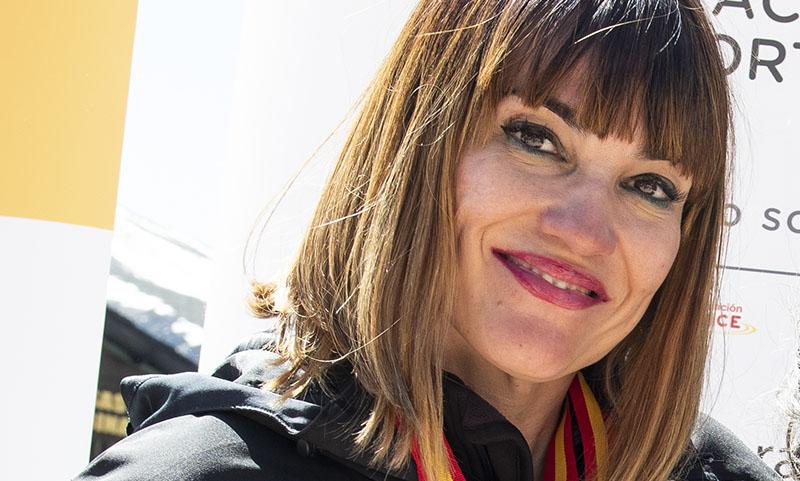 Irene Villa se proclama campeona de España del campeonato de esquí adaptado