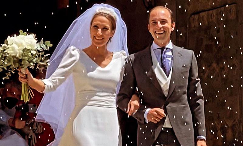La emotiva boda de Sergio Pulido Vaquero y Ana Cándida López-Lago Montalvo